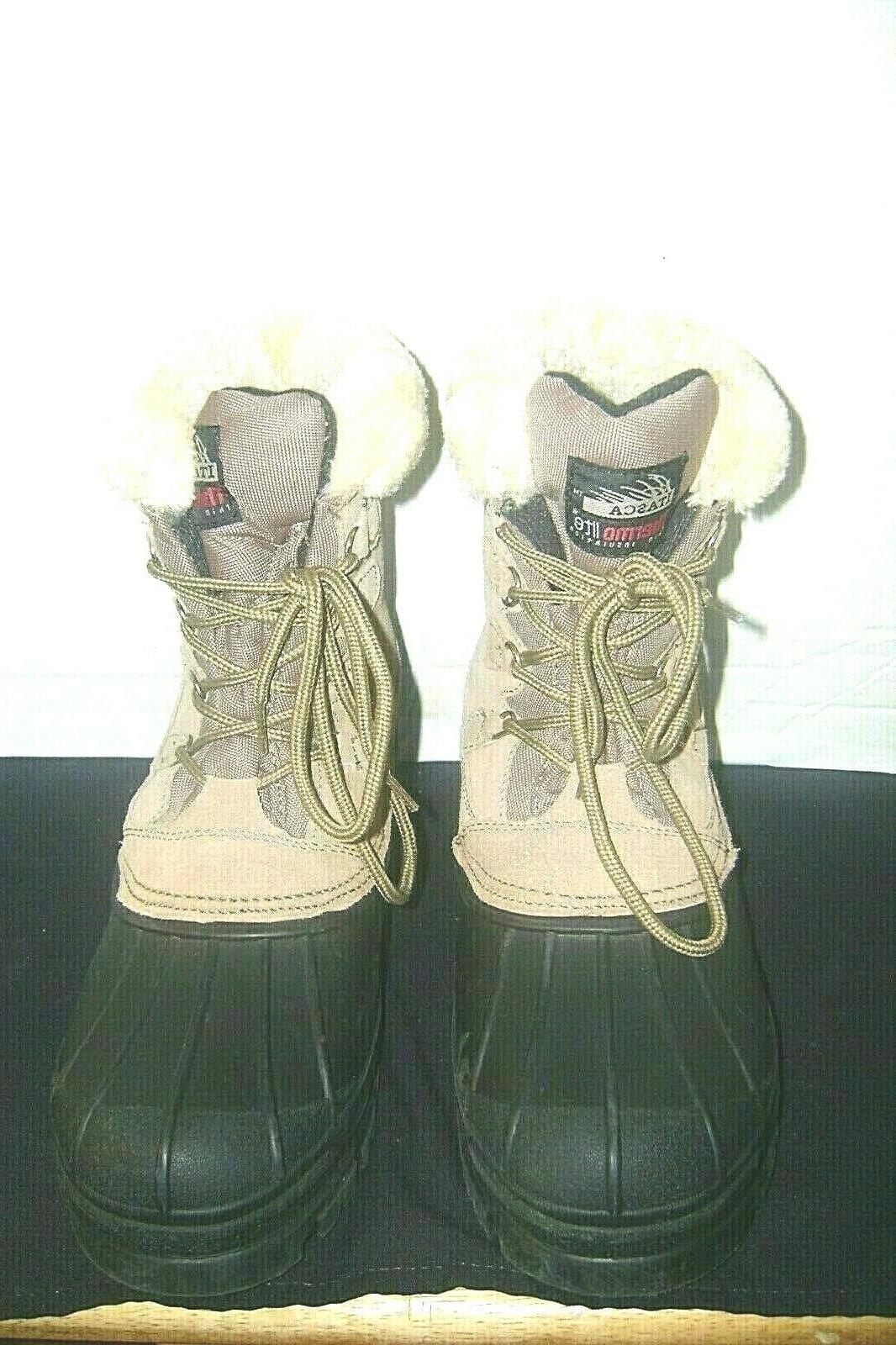 women s cedar thinsulate snow boots size