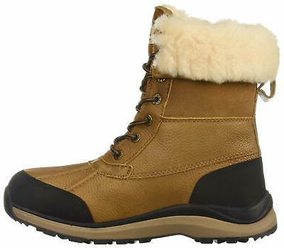 UGG Women's Chestnut Adirondack III Snow Boot Warm,