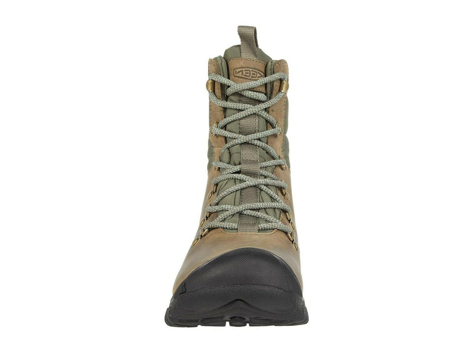 KEEN Women's Greta Snow Timberwolf/Dusty