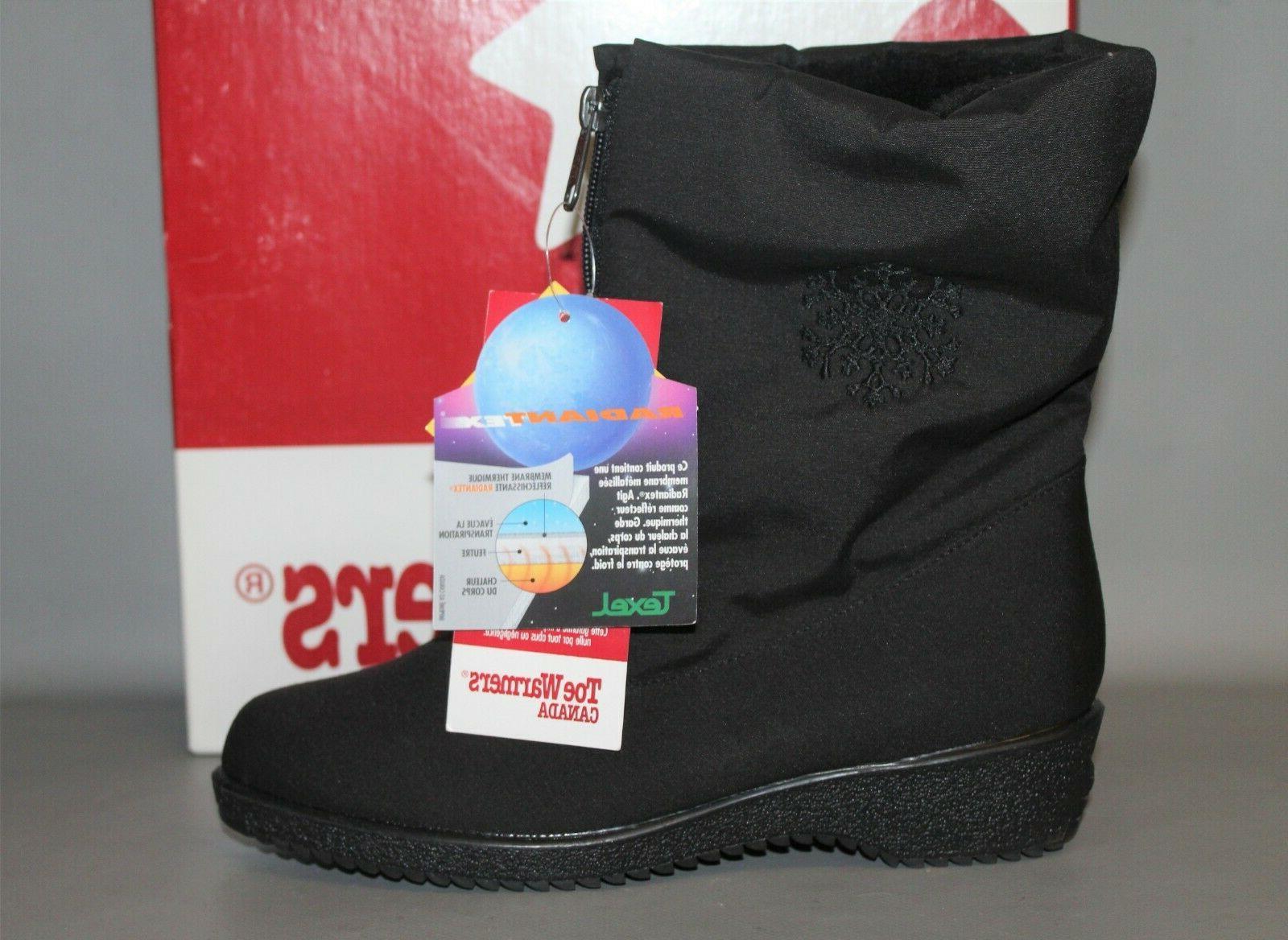 women s jennifer 3633 black waterproof warm