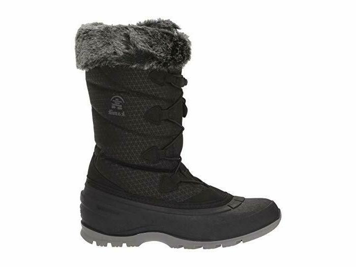 Kamik 2 Insulated Winter Lace-Up Boots