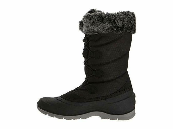Kamik Insulated Winter Boots - Black