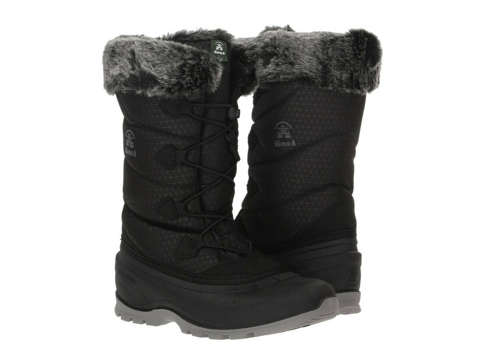 women s momentum2 waterproof insulated snow boot