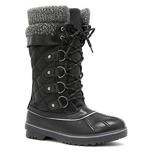women s monte 02 black mid calf
