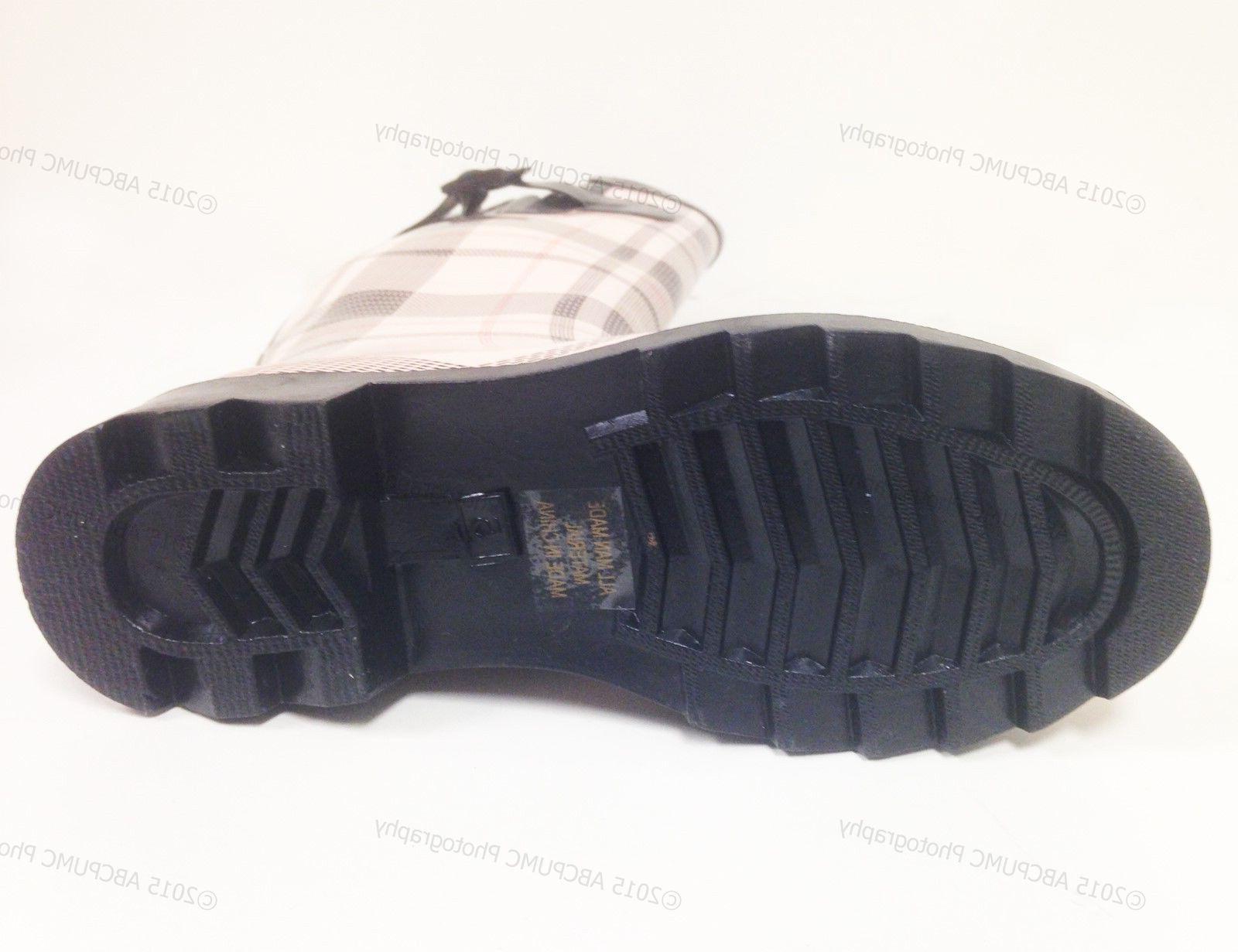 Women's Rain Boots Wellies Rain & Sizes