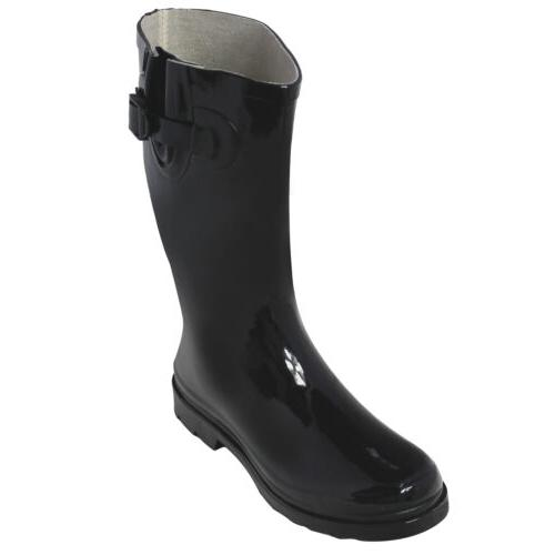 OwnShoe Boots Assorted Colors Mid Calf