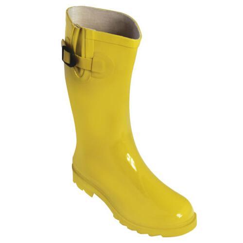OwnShoe Rain Snow Boots Assorted Calf