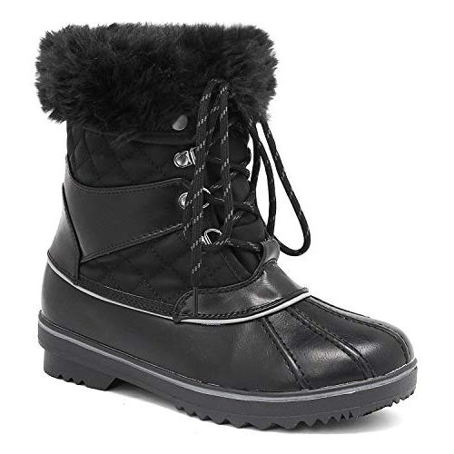 women s river 2 black mid calf