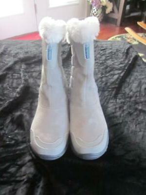 women s snow boots winter ice maiden