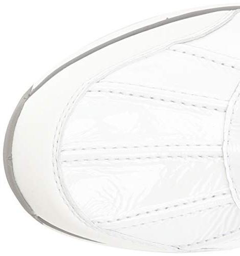 UGG Women's W Boot Snow, White, 10