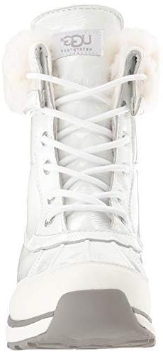 UGG W Adirondack Boot White, M