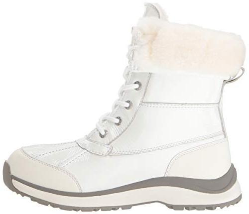 UGG W Adirondack Boot White,