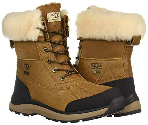 UGG W Boot III Snow, Chestnut, 9 M