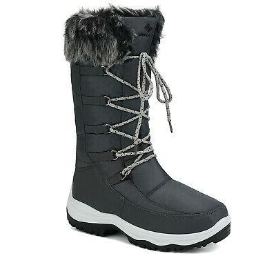 DREAM Rubber Warm Snow Boots