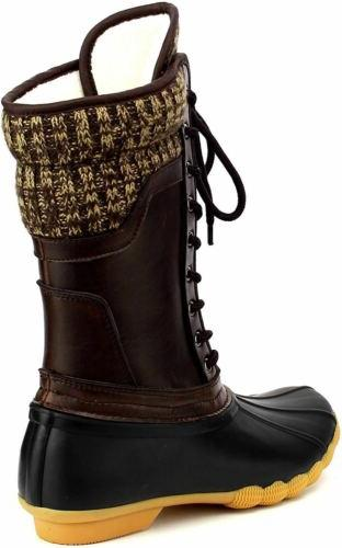 Women's Hiking Snow Lace Up