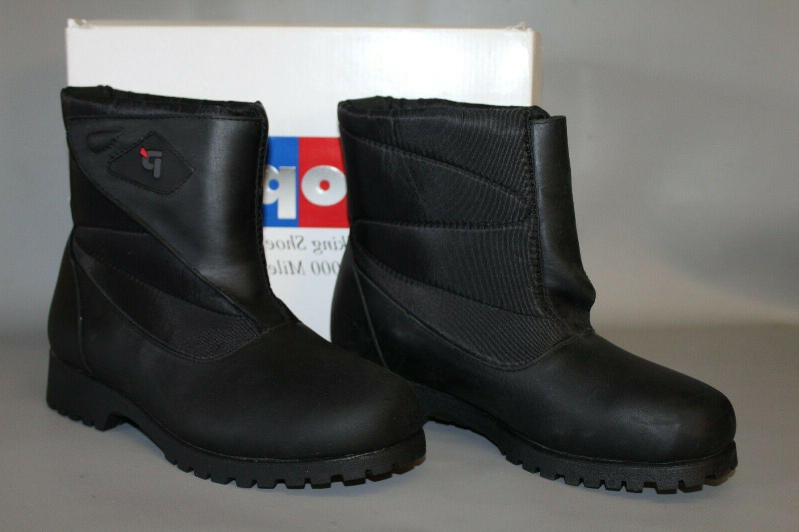 Women's Propet Black Winter / Snow Boots