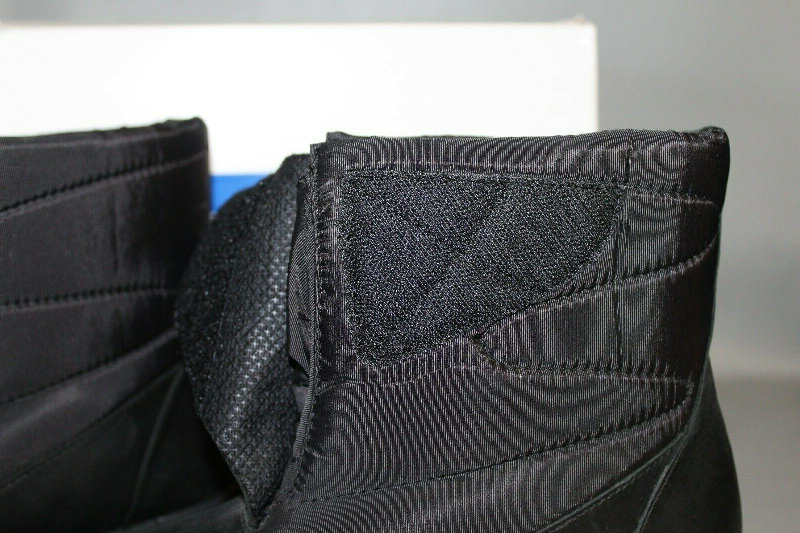 Women's Propet WB008 Black Winter Snow Boots
