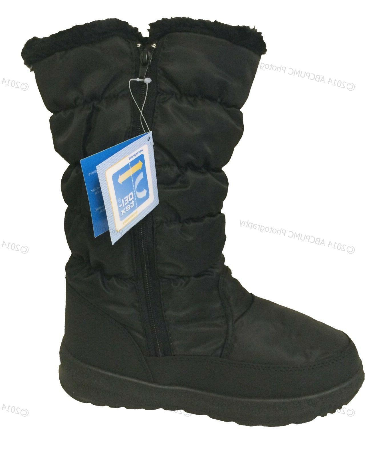New Fur Zipper Shoes