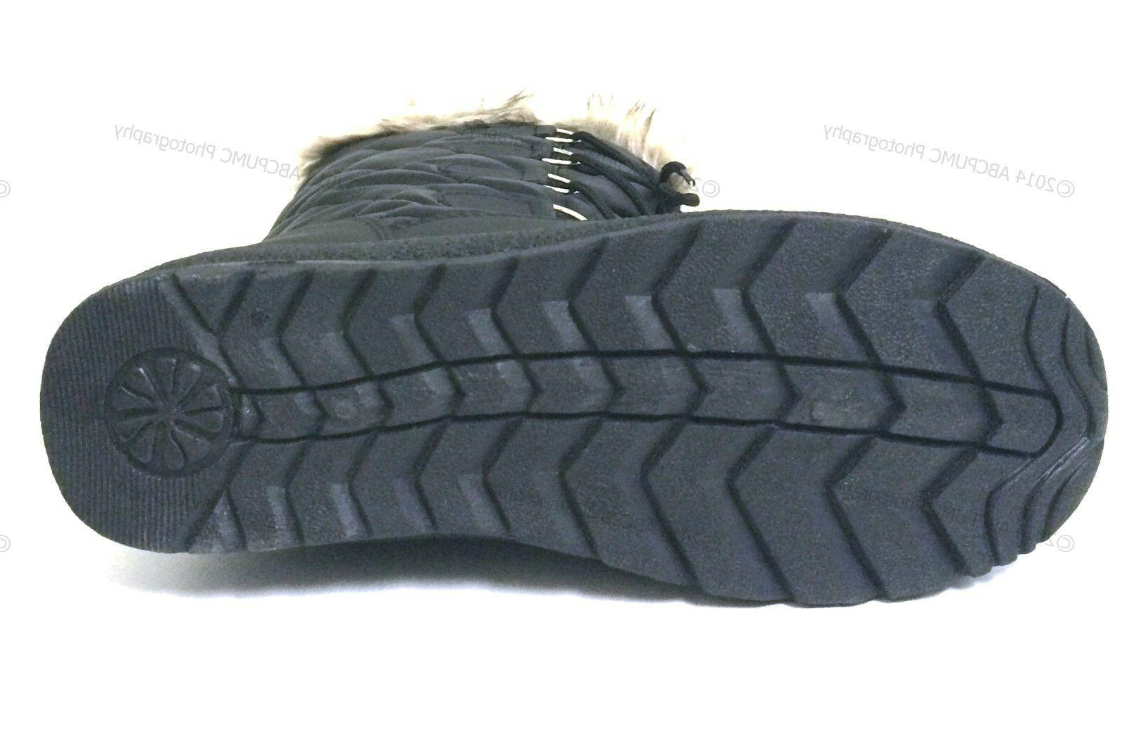 Brand New Womens Boots Insulated Zipper Shoe