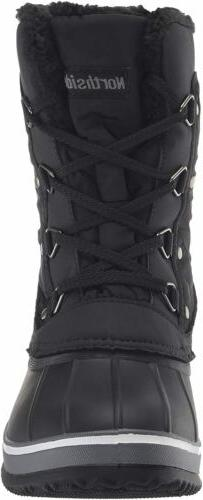Northside Women Boots Modesto 10 Black