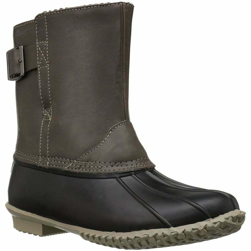 women sz 8 stone nakoa boots waterproof