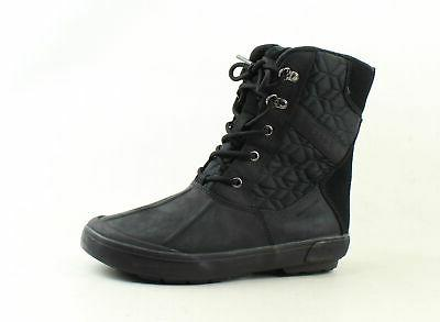 womens elsa ii quilted black raven snow