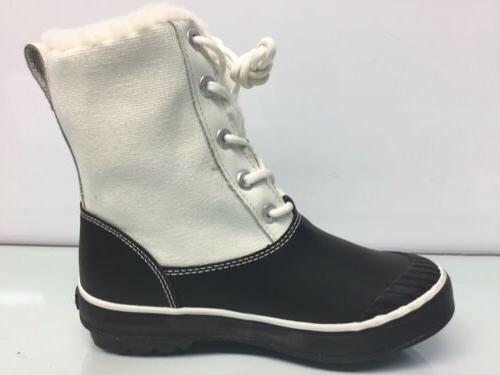 KEEN Womens Elsa White/Black Snow 5.*⭐️