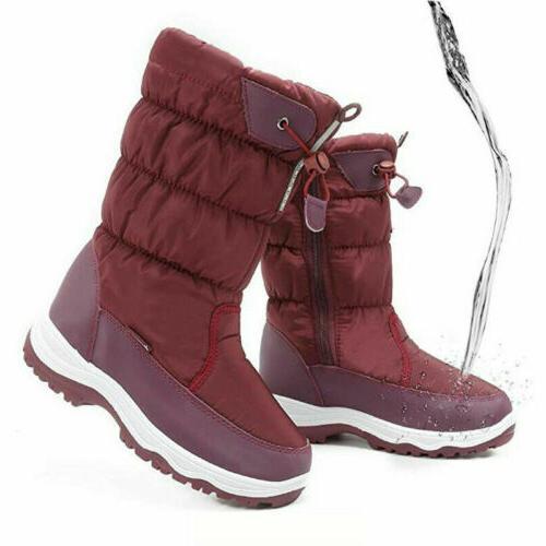 Womens Boots Waterproof