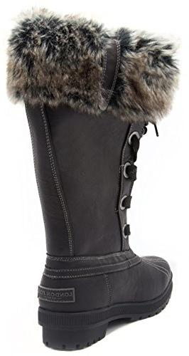 London Cold Weather Waterproof Boot 9 M US