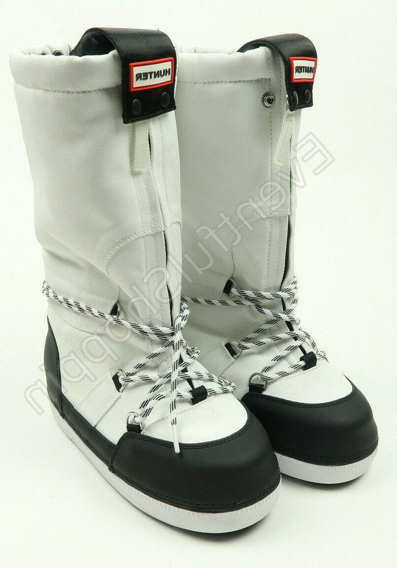womens original snow platform moon boots white