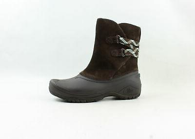 womens shellista ii brown snow boots size