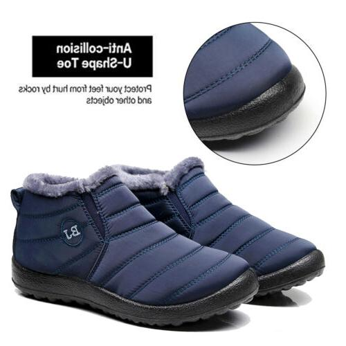 Womens Waterproof Winter Boots On Hiking Shoes