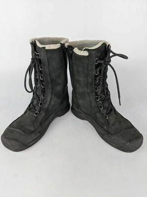 Keen Womens Boots Black Waterproof A4