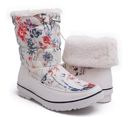 GLOBAL WIN Ladies' Size 8 SNOW/WINTER BOOTS  New in Box