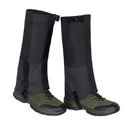 Unigear Leg Gaiters Waterproof Snow Boot Gaiters 600D Anti-T