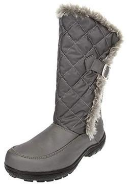 London Fog Womens Lennox Waterproof Cold Weather Snow Boot S