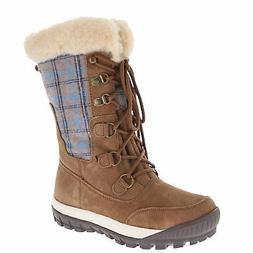 lotus hickory ii womens snow boots size