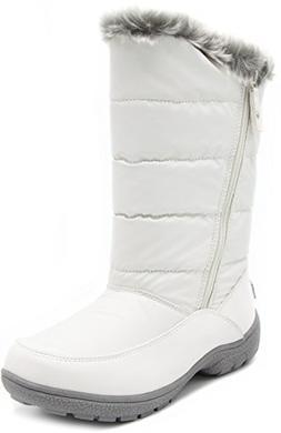 London Fog Womens Luella Waterproof Cold Weather Snow Boot W