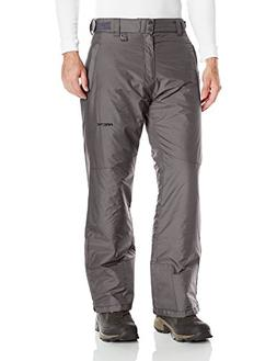Arctix Men's Essential Snow Pants, Charcoal, 4X-Large/Regula