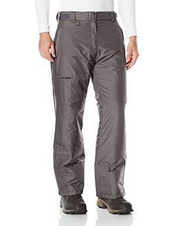 Arctix Men's Essential Snow Pants, Charcoal, 4X-Large/Regula