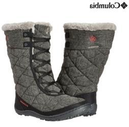 COLUMBIA Minx Mid II Omni-Heat Wool Waterproof Winter Snow B