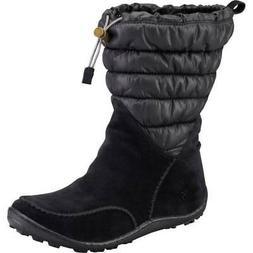 Columbia Minx Moccasin Snow Boots Womens 9.5 Omni-Heat Water