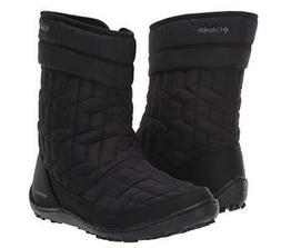Columbia Mission Creek Women's Snow Boots Black Waterproof I