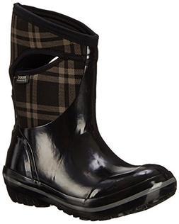 Bogs Muck Boots Women Plimsoll Plaid Mid Waterproof 71786