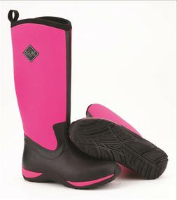 MUCK Hot Pink Arctic Adventure Womens Snow Winter Boots 6,7,