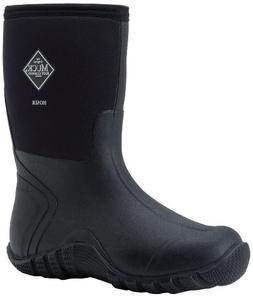 The Original MuckBoots Adult Hoser Mid Boot,Black,12 M US Me
