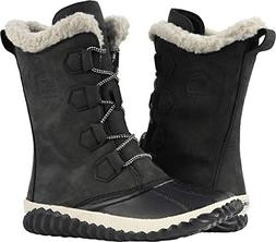 SOREL Women's Out 'N About Plus Tall Boots, Black, 8.5 M US
