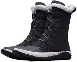 SOREL Women's Out 'N About Plus Tall Boots, Black, 9 M US