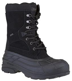Kamik Men's Nationplus Boot  US, Black)