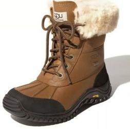 New !! UGG Adirondack II Waterproof Leather Winter Snow Boot